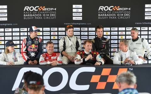 ROC: Ο αγώνας των πρωταθλητών