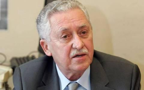 Κουβέλης: Το μείζον είναι η αλλαγή κυβέρνησης