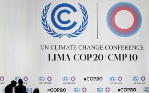 Διάσκεψη για το κλίμα: Συμφωνία για το διοξείδιο του άνθρακα