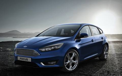 Ford: Επίσημη παρουσίαση για το νέο Focus