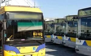Αλλαγές από σήμερα στις γραμμές λεωφορείων και τρόλεϊ