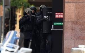 Σίδνεϊ: Ο ένοπλος έκανε αιτήματα προς τις αρχές