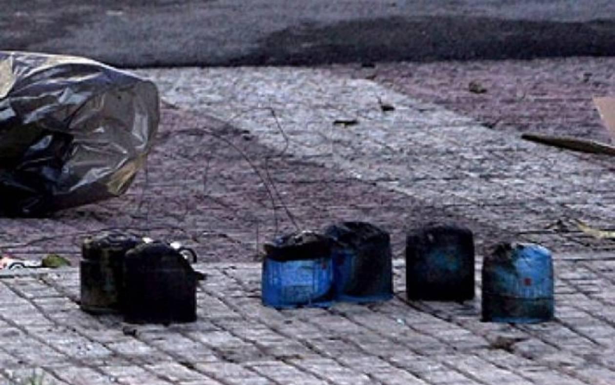 Θεσσαλονίκη: Eπίθεση με γκαζάκια σε εφορία