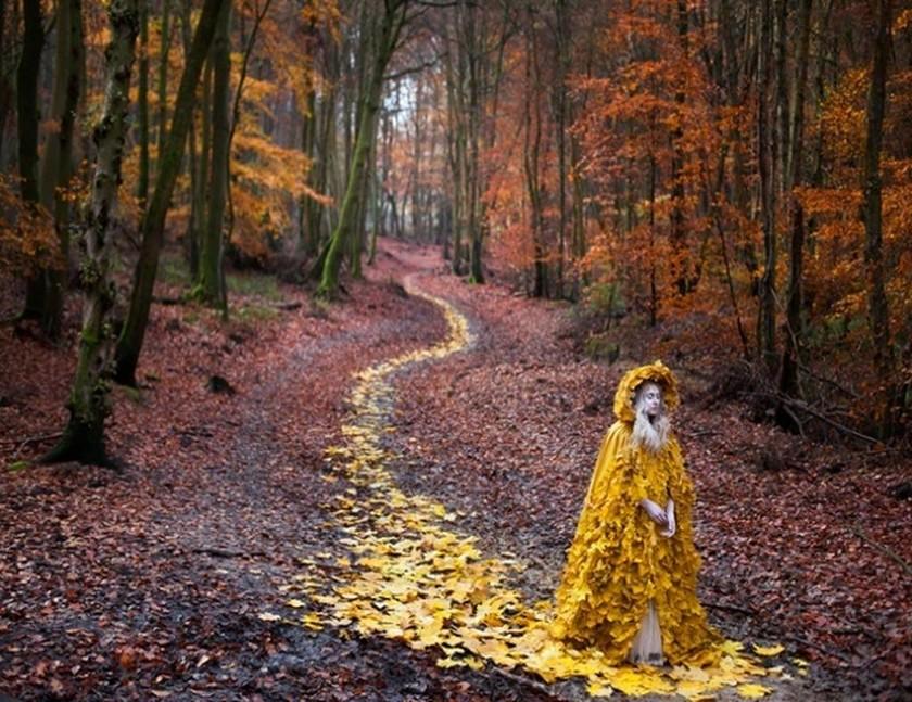 Παραμυθένιες φωτογραφίες από το project Wonderland