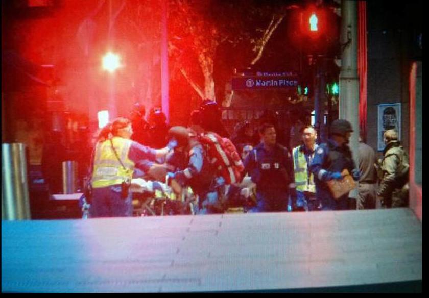 Σίδνεϊ: Έληξε το θρίλερ της ομηρίας του τζιχαντιστή