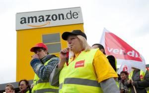 Γερμανία: Έμφραγμα στις παραδόσεις λόγω απεργίας της Amazon