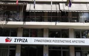ΣΥΡΙΖΑ: Ο Στουρνάρας ακολουθεί τους σχεδιασμούς Σαμαρά