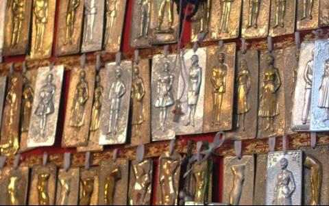 Ιερόσυλοι έκλεψαν τάματα από εκκλησία στα Ανώγεια