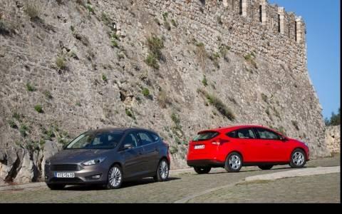 Ford: Ήρθε η νέα γενιά Focus