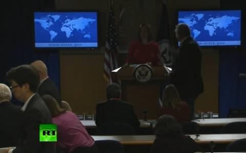 Συσκότιση...διαρκείας στο State Department