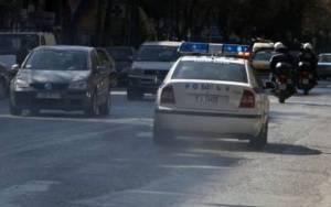 Επεισοδιακή καταδίωξη στην εθνική οδό Πύργου - Πατρών