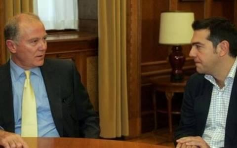 Τι λέει ο ΣΥΡΙΖΑ για τη συνάντηση με Προβόπουλο