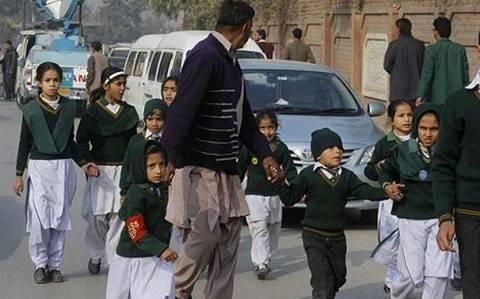 Οι Αφγανοί Ταλιμπάν καταδικάζουν το μακελειό στο Πακιστάν