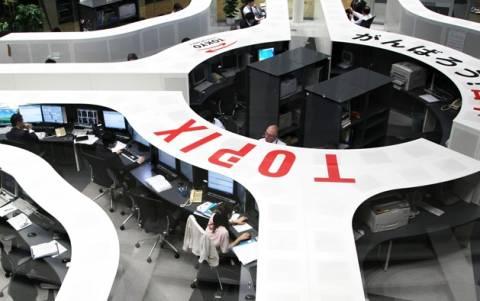 Με πτώση ξεκίνησε το χρηματιστήριο στο Τόκιο