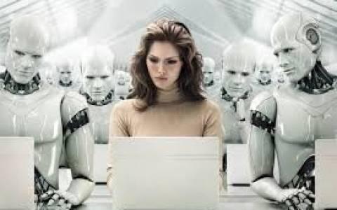 Ρομπότ τρώνε θέσεις εργασίας και... προχωρούν