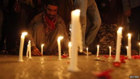 Πακιστάν: Ανείπωτος θρήνος μετά το μακελειό στο σχολείο