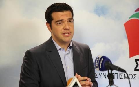 Προβάδισμα 3,2% του ΣΥΡΙΖΑ σε νέα δημοσκόπηση