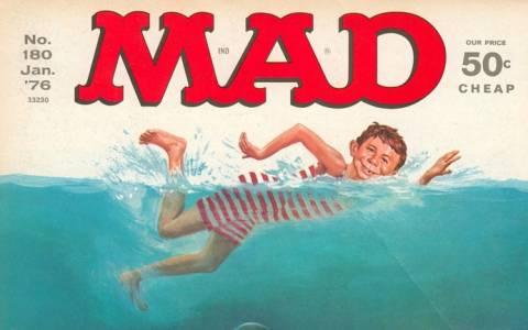 Aποσύρεται ο Jack Davis του Mad magazine