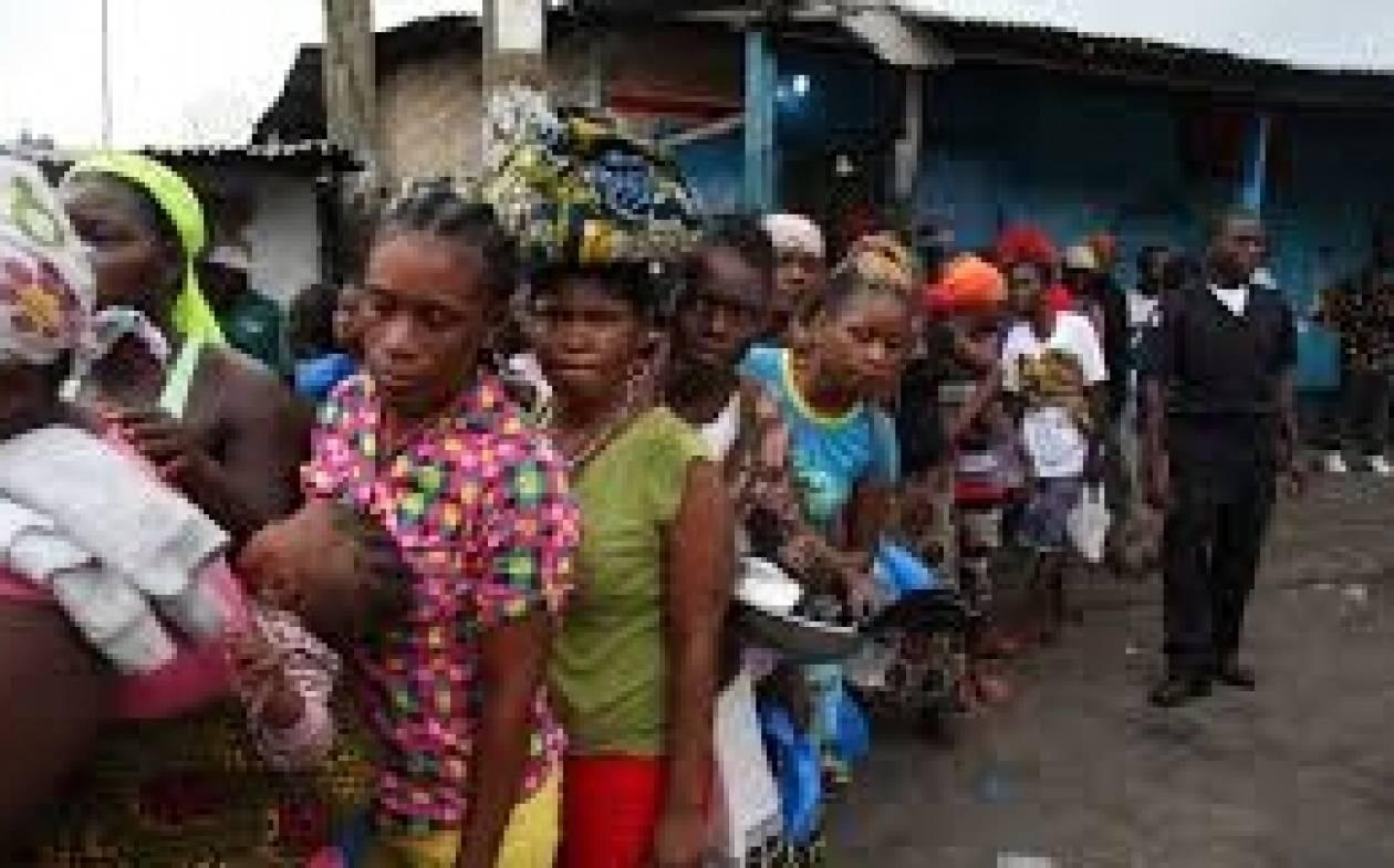 Δ.Αφρική: 1 εκατ. άνθρωποι απειλούνται από λιμό, λόγω Έμπολα