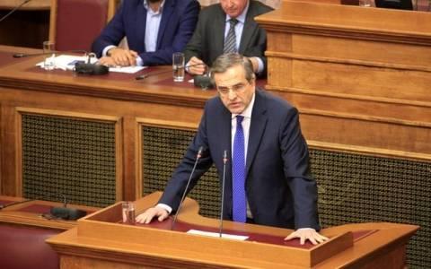 Σαμαράς: Έχουμε άλλες δύο ψηφοφορίες μπροστά μας (Vid)