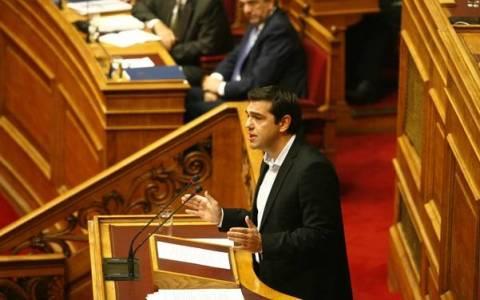 Τσίπρας: Η στρατηγική του φόβου κατέρρευσε (Vid)