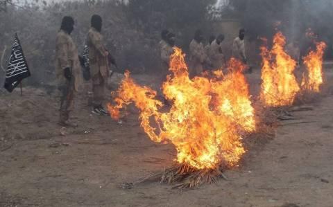 Συρία: Τάφος με 230 σορούς από εκτελέσεις τζιχαντιστών