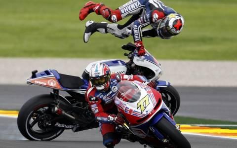 MotoGP: Οι τούμπες του 2014 σε ένα video