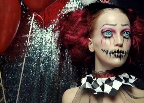 Τα πιο τρομακτικά make up που είδατε ποτέ!