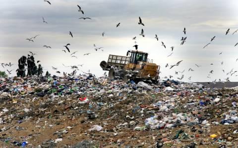 Θεσσαλονίκη: Επιχειρηματίας μετέτρεψε χωράφι σε χωματερή