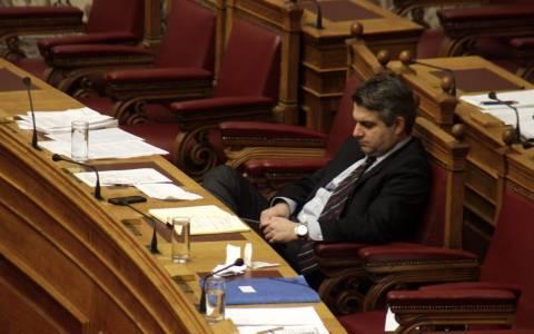 Κινδυνολογεί και ο Κωνσταντινόπουλος