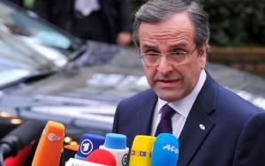 Σαμαράς: Η πολιτική αστάθεια στην Ελλάδα σύντομα θα επιλυθεί