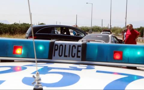 Σοβαρό τροχαίο ατύχημα στην Κορίνθου - Πατρών
