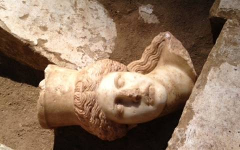 Αμφίπολη-Διαψεύδει το υπ. Πολιτισμού τις φήμες για Ολυμπιάδα