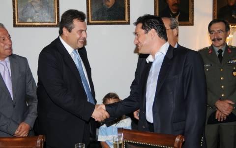 Προβοκάτσια Καμμένου καταγγέλει ο Γεωργιάδης