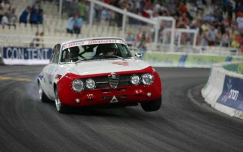 Golden Rally Show 2014: Εκκίνηση με 131 συμμετοχές