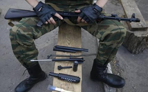 Ουκρανία: Πέντε στρατιώτες νεκροί