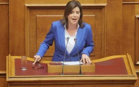 Στη Β' Αθήνας η Άννα Ασημακοπούλου