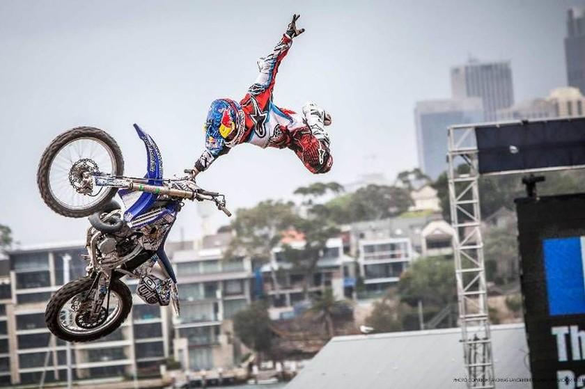 Freestyle Motocross: Ταινία για τον Tom Pagès