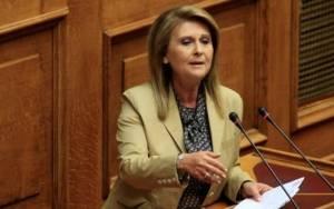 Επίθεση Βούλτεψη σε Τσίπρα για τις καταγγελίες Χαϊκάλη