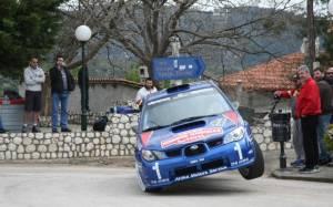 Golden Rally Show: Συμμετοχή για την Nioras Racing Team
