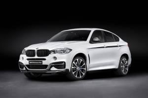 BMW: Αξεσουάρ M Performance για την X6