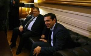 Οι κινήσεις Βενιζέλου και το «όχι» του Τσίπρα…