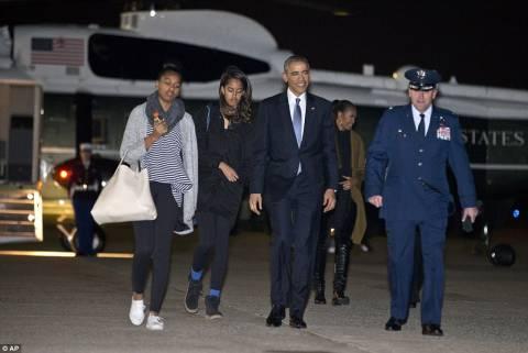 Ομπάμα: «See you next year…» (vid & pics)