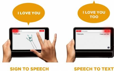MotionSavvy:Επανάσταση στον τρόπο επικοινωνίας των κωφάλαλων