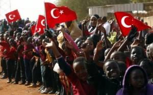 Η Ελλάδα καταρέει και η Τουρκία επεκτείνεται στην Αφρική
