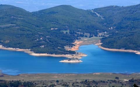 Η γοητευτική λίμνη Πλαστήρα!