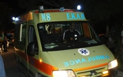 Τροχαίο ατύχημα με ένα τραυματία στη Νέα Αγχίαλο Βόλου
