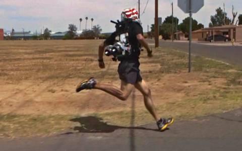 Το jetpack που θα κάνει τους στρατιώτες πιο γρήγορους