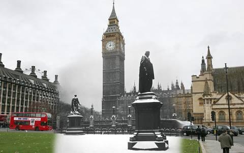 Λονδίνο: Αναδρομή στα Χριστούγεννα περασμένων δεκαετιών