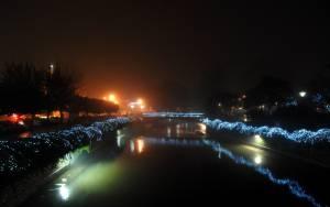 Χριστούγεννα με ομίχλη στα Τρίκαλα!